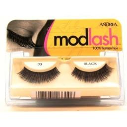 Andrea Mod Lashes Style 33 Black (Case of 6)