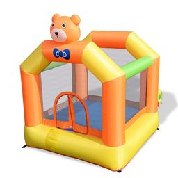 Inflatable Little Bear Bounce House Jumper (Blower Not Included)