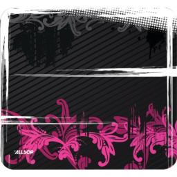 Allsop Mouse Pad, Urban Pink Floral (30595)