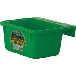 Little Giant Mf6green Mini Feeder,  Tough, Duraflex Plastic, 6 Quart