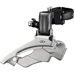 Shimano Altus M371 9-Speed Down-Swing, Dual-Pull Front Derailleur