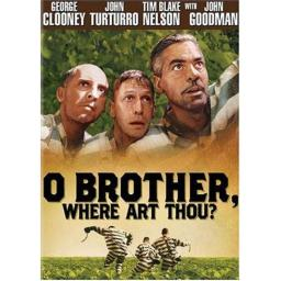 O BROTHER WHERE ARE THOU (DVD/1.85/DD 5.1/DTS)