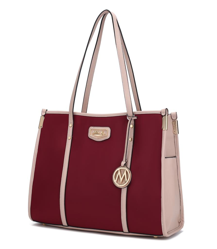 MKF Collection Kindred Oversize Tote by Mia k.