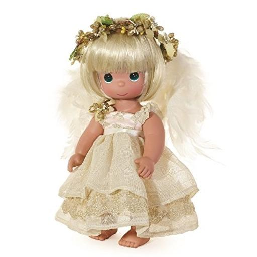 Precious Moments Dolls by The Doll Maker, Linda Rick, Hope, Angel, 12 inch Doll This angelic doll will remind you to always have hope that your guardian angel is never far away.*All vinyl doll created with the finest materials.*Once upon a time there was a doll made just for you. Designed by Linda Rick, The Doll Maker*Officially licensed Precious Moments Doll