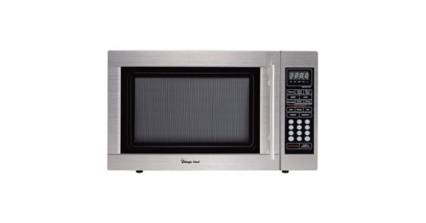 Magic Chef MCD1311ST 1.3cf 1000W S-Steel Microwave Manufacturer: Magic Chef