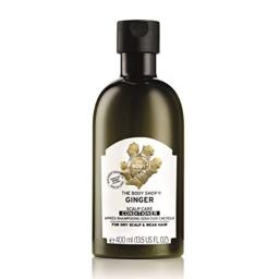 The Body Shop Ginger Scalp Care Conditioner, 13.5 Fl Oz (Vegan)