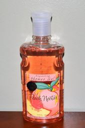 Bath & Body Works Peach Nectar Shower Gel 10 oz