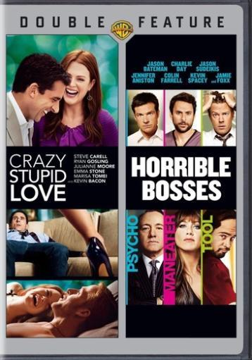 Crazy stupid love/horrible bosses (dvd/ebfe/2 disc) 1288302