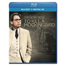 To kill a mockingbird (blu ray w/digital hd) BR61170042
