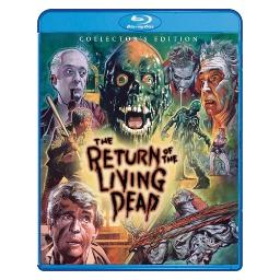 Return of the living dead (blu ray) (collectors edition/ws/2discs) BRSF16815
