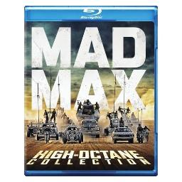 Mad max high octane collection (blu-ray/dvd/4k-uhd/fury road/8 disc) BR598390