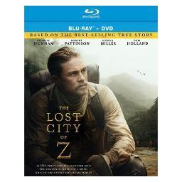Lost city of z (blu ray/dvd combo) (2discs) BR94190245
