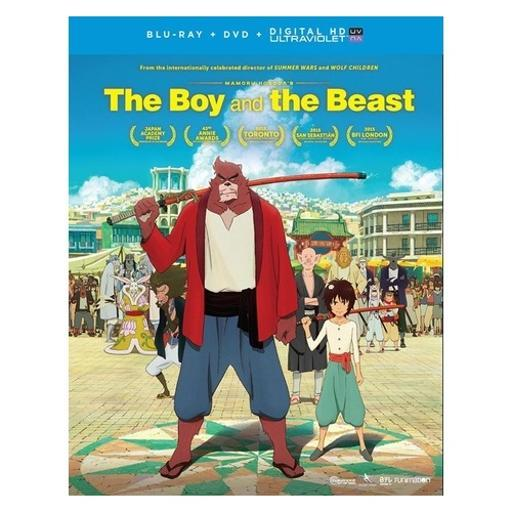 Boy & the beast (blu-ray/dvd combo/2 disc) 1294173