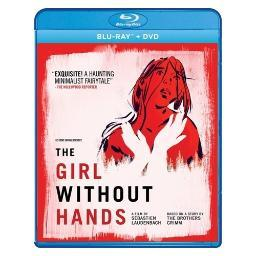 Girl without hands (blu ray/dvd combo) (2discs/1.78:1) BRSF18503