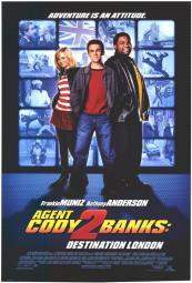 Agent Cody Banks 2 Destination London Movie Poster (11 x 17) MOVIE5309