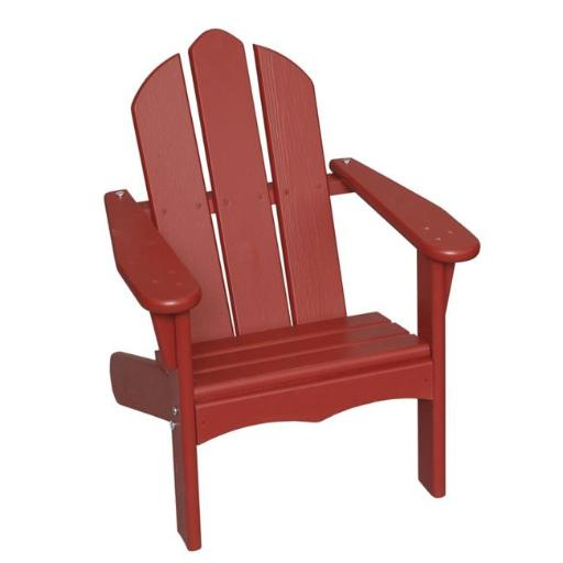 Little Colorado 140RD Childs Adirondack Chair, Red
