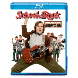 School of rock (blu ray) (5.1 dol dig/5.1 dts-hd/ws/eng sdh/re-release) BR59160048