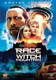 Race to witch mountain (dvd/ws 2.35/dd 5.1 ss/fr-sp-both/eng-dnla D100681D