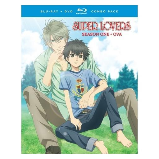 Super lovers-season one (blu-ray/dvd combo/sub only/4 disc) 4T4S367LAZTSLS1W