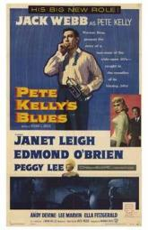 Pete Kelly's Blues Movie Poster (11 x 17) MOV206925