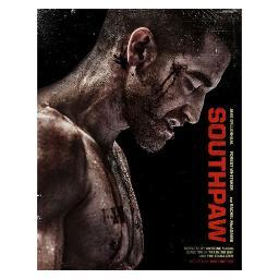 Southpaw (2015/blu-ray/dvd/uv/steelbook)                      nla BR63651