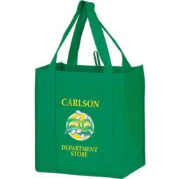 AAB Y2KG12813 Y2K Grocery Bags with Inserts - Pack of 100