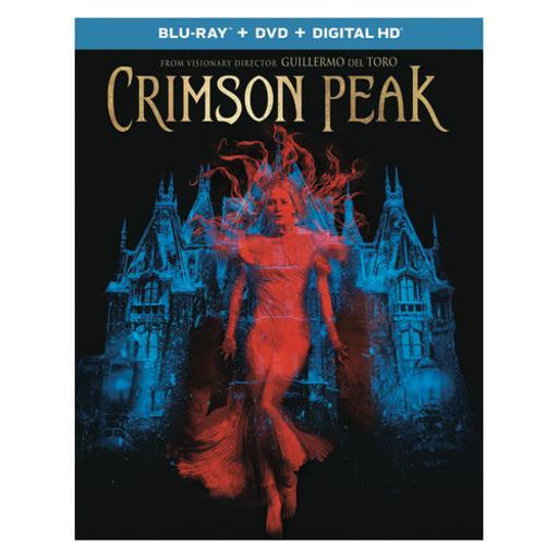 Crimson peak (blu ray/dvd w/digital hd w/ultraviolet) W925MRKIBPTD6DZC