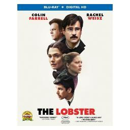 Lobster (blu ray w/digital hd) (ws/eng/span sub/eng sdh/5.1 dts-hd) BR49967