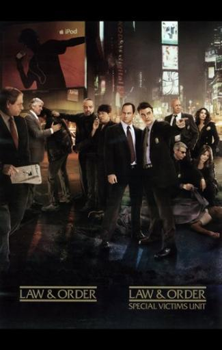 Law & Order Special Victims Unit Movie Poster (11 x 17)