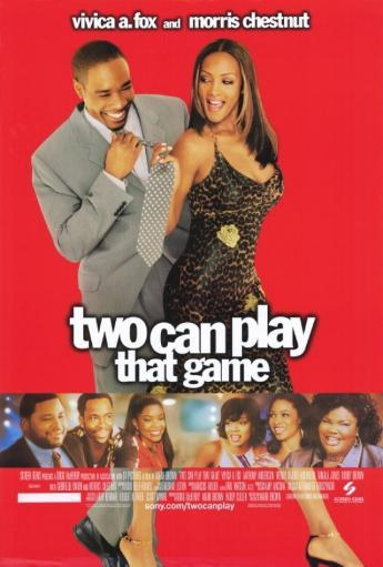 Two Can Play That Game Movie Poster Print (27 x 40) BDBLOKGAQAOZJNVF