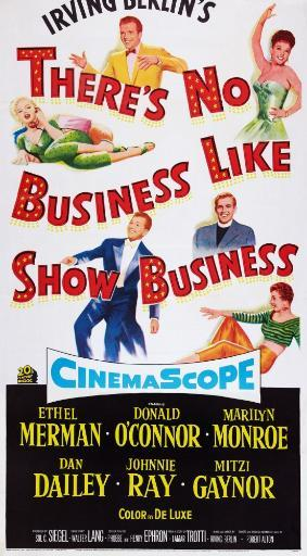 There'S No Business Like Show Business U Movie Poster Masterprint MMMYPNSJDNMJQ82R