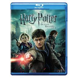 Harry potter & the deathly hallows-p2 (br/dvd/dc/3 disc/combo)nla BR156676