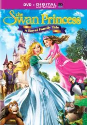 Swan princess-royal family tale (dvd/ultraviolet) D42091D