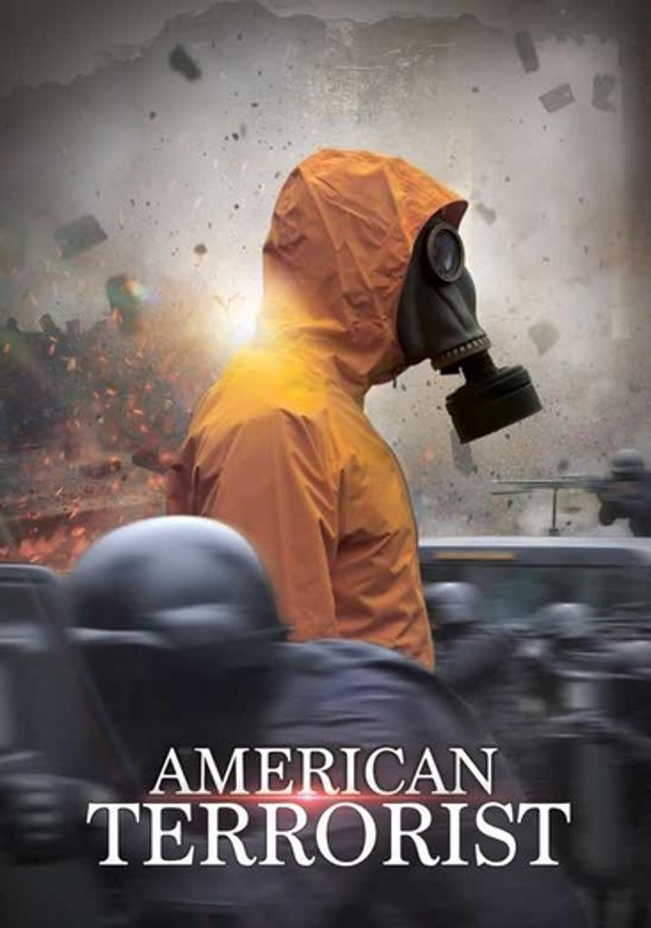 American terrorist (dvd)