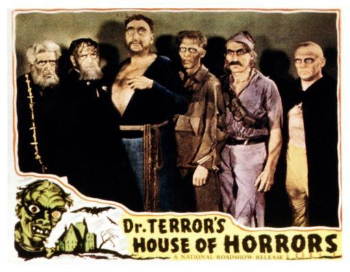 Dr. Terror'S House Of Horrors Lobbycard 1943. Movie Poster Masterprint 8DQ5UBWDAHZZQGIU