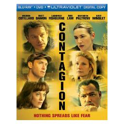 Contagion (blu-ray/re-pkgd) BR585566