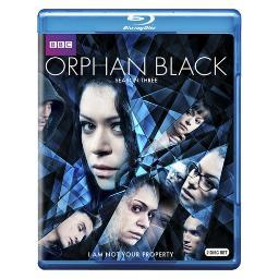 Orphan black-season 3 (blu-ray/2 disc) BRE569192