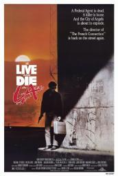 To Live & Die in L.A. Movie Poster Print (27 x 40) MOVGF0167