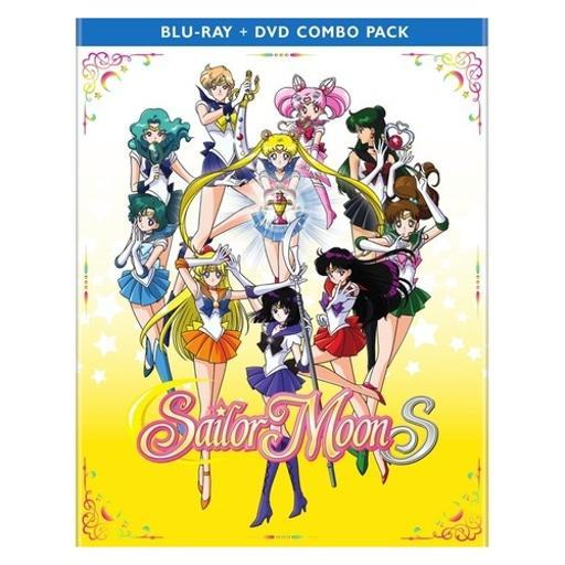 Sailor moon s-season 3 part 2 (blu-ray/dvd/combo/6 disc) UZVDS4XUSDYGQOR9