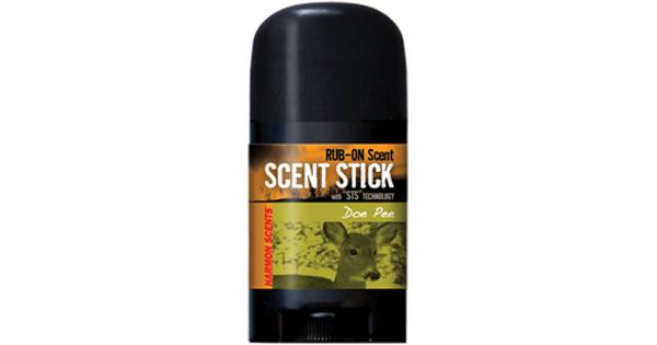 Harmon s scents harmon doe pee rub on stick cchdpss