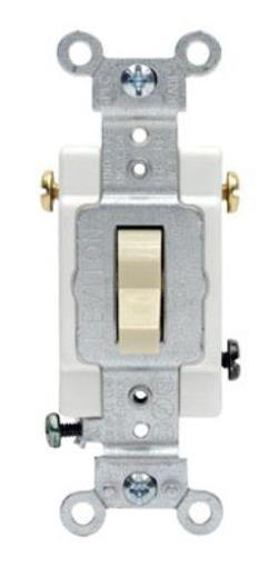 Leviton S01-cs320-2is Commercial 3-way Toggle Switch