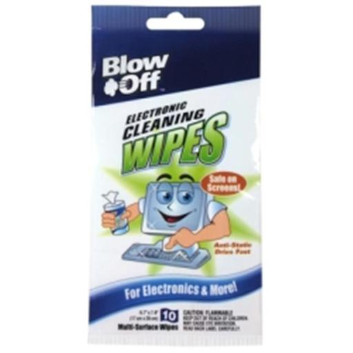 Max Professional WPB10-2610 Blow Off Electronic Cleaning Wipes