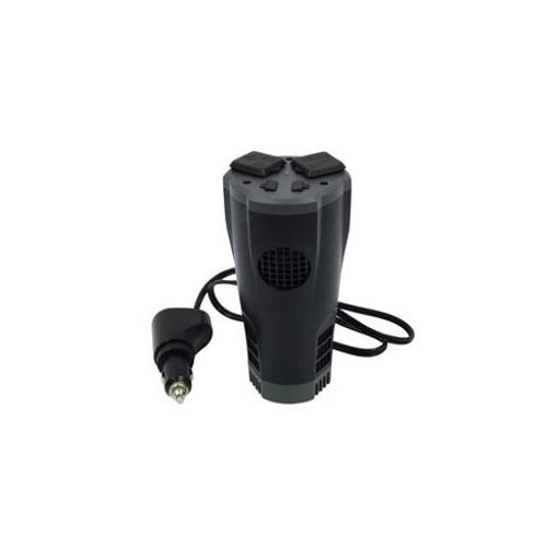 Powerdrive pd200cup 200 watt cup inverter with dual usb ports