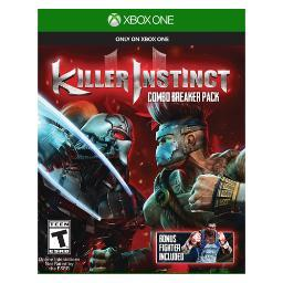 Killer instinct combo breaker pack MIC 3PT001