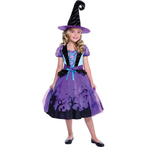 Loftus LF21923MD Girl Cauldron Cutie Costume - Medium