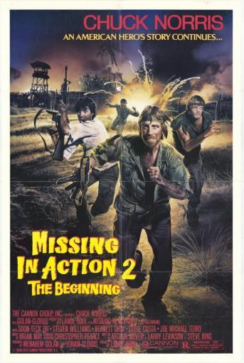 Missing in Action 2: The Beginning Movie Poster Print (27 x 40) 7HAXGVBR3ZTAPX3E