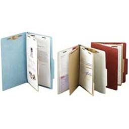 acco-brands-inc-acc16054-classification-folders-2in-exp-legal-1-partition-mist-gray-7b554f00f53d25a2