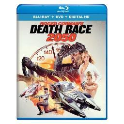 Death race 2050 (blu ray/dvd w/digital hd) (roger cormans) BR63175990