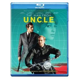 Man from u.n.c.l.e. (2015/blu-ray/dvd/2 disc) BR489458