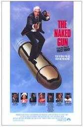 Naked Gun from the Files of Police Squa Movie Poster (11 x 17) MOV204401
